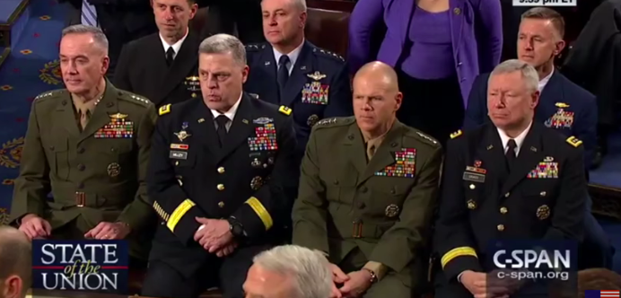 An Open Letter to America's Senior MilitaryLeaders